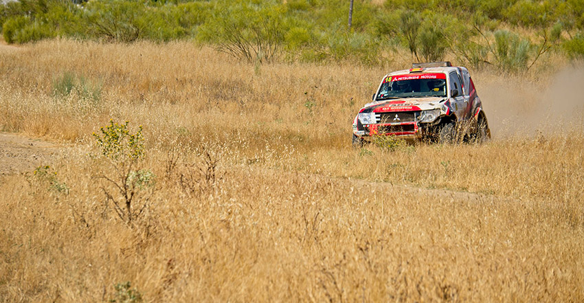 Mala suerte para el promyges rally team en la baja dehesa - Acabar con la mala suerte ...